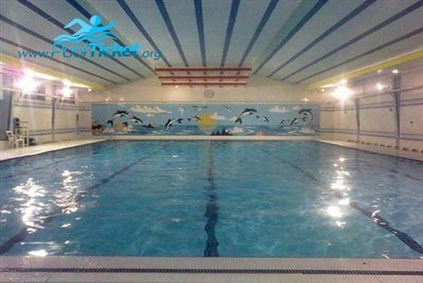 استخر شنا الهیه قزوین