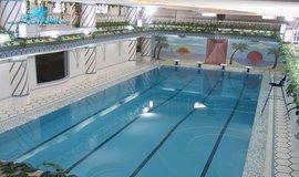 استخر شنا بزرگسال مجموعه آبی نشاط - ارزانترین قیمت بلیت استخر نشاط مشهد