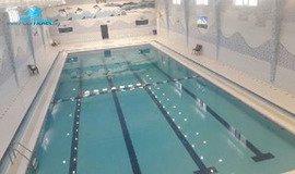 استخر شنا شهید مرادی اراک
