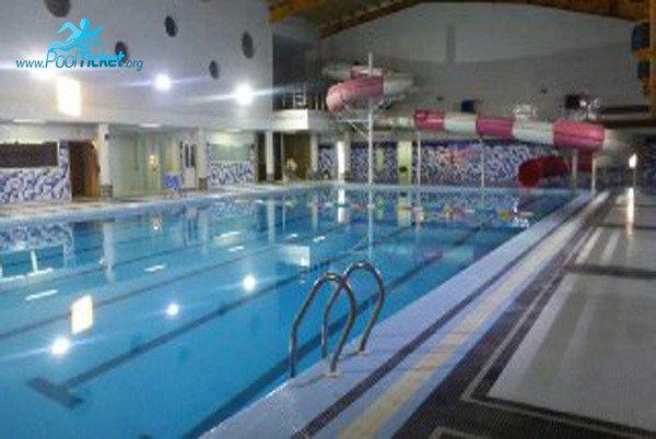 استخر شنا پار المپیک تبریز