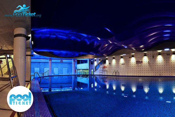 استخر شنا هتل پردیسان - پول تیکت