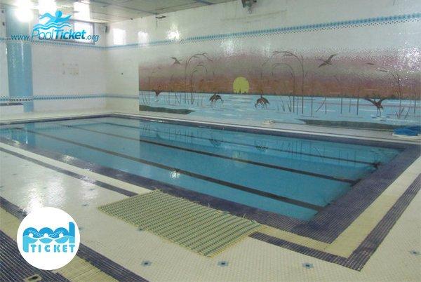 استخر شنا کودکان مولای متقیان مشهد