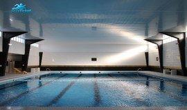 استخر شناي لوتوس به ابعاد ١٥ در ٢٥ متر