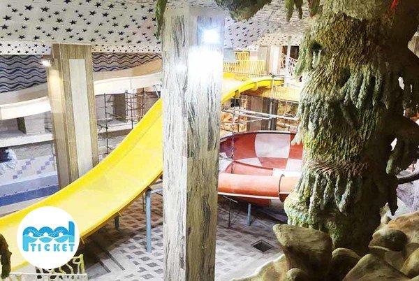 پارک آبی سوپارک ( برج ساحل خلیج فارس سابق ) البرز