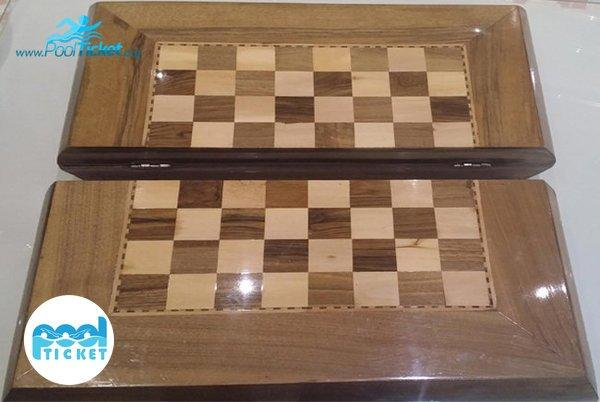 شطرنج استخر پزشکان - خرید بلیت استخر