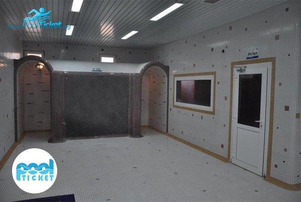 تونل مه مرکز خرید استخر پردیسان نور تهران