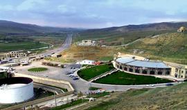 مجموعه آبدرمانی بستان آباد (آذربایجان شرقی)