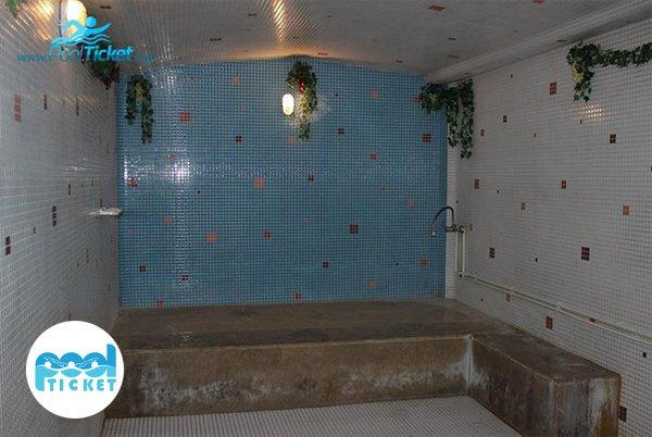 حمام سنتی استخر پردیسان نور - تخفیف بلیت استخر