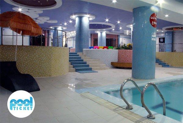 سالن زیبای استخر جام جم - رزرو اینترنتی بلیت استخر