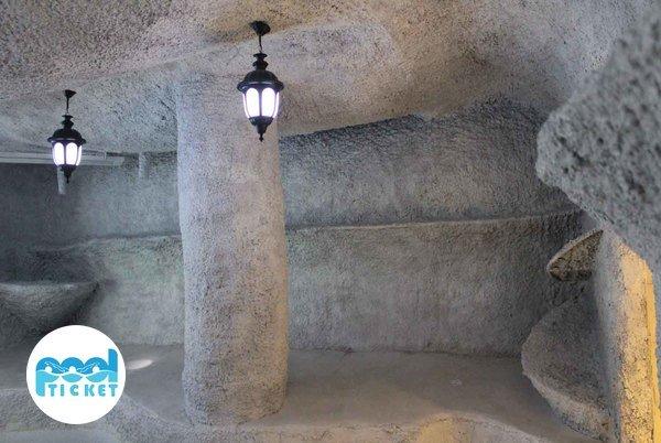 غار-نمک-استخر دنیای آرامش قائمشهر مازندارن