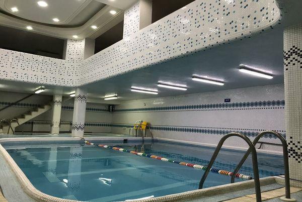 استخر شنا دلفین سفید تهران- خرید بلیت اینترنتی استخر در سایت پول تیکت