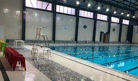 استخر مجموعه ورزشی نور اصفهان