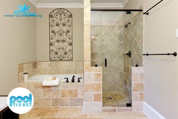 حمام سنتی استخر زرافشان - تخفیف بلیت استخر