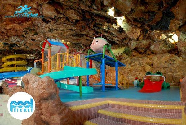 پارک آبی کودکان مجموعه پارک آبی ساحلی آفتاب - پول تیکت