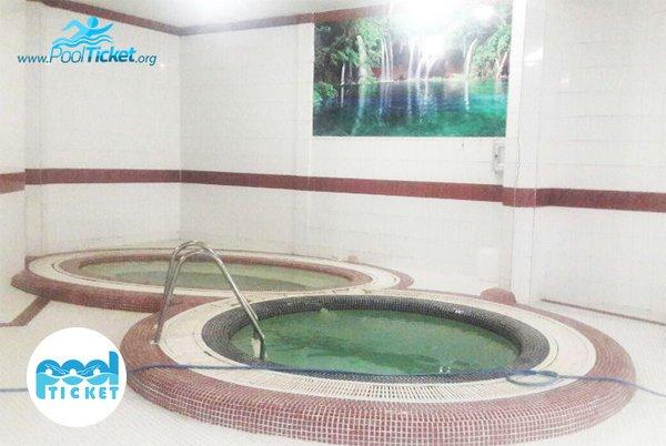 جکوزی استخر نور سمنان - مرکز خرید بلیط استخر نور