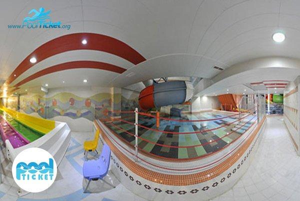 سرسره آهسته کودکان - خرید بلیط پارک آبی تبریز