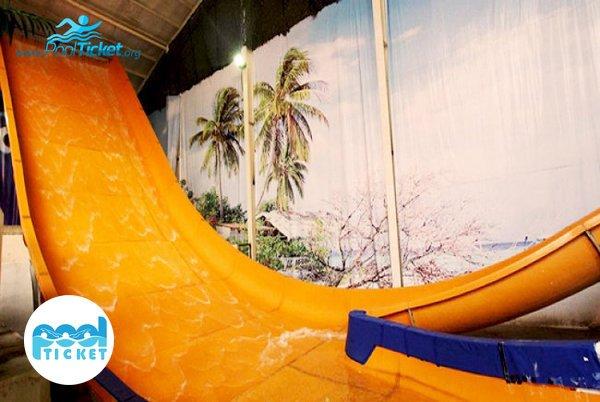 سرسره یو پارک آبی اهواز - مرکز خرید اینترنتی بلیط پارک آبی اهواز