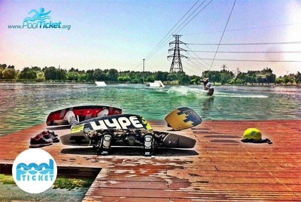 موج سواری - رزرو بلیط پارک آبی آزادگان تهران