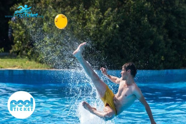 استخر بازی - رزرو بلیط اینترنتی پارک آبی آزادگان تهران