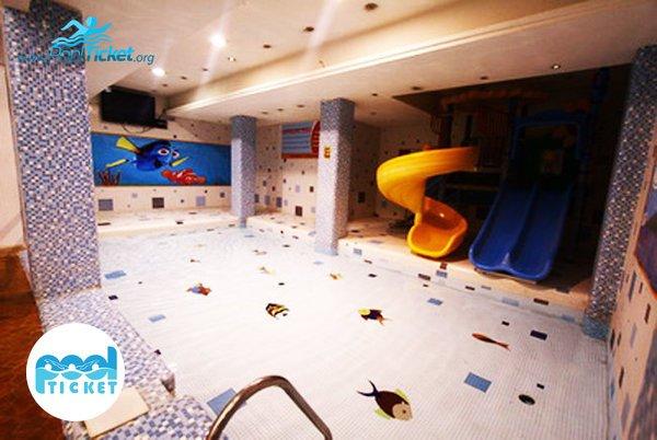 استخر کودکان - مرکز خرید بلیط استخر دریا قم