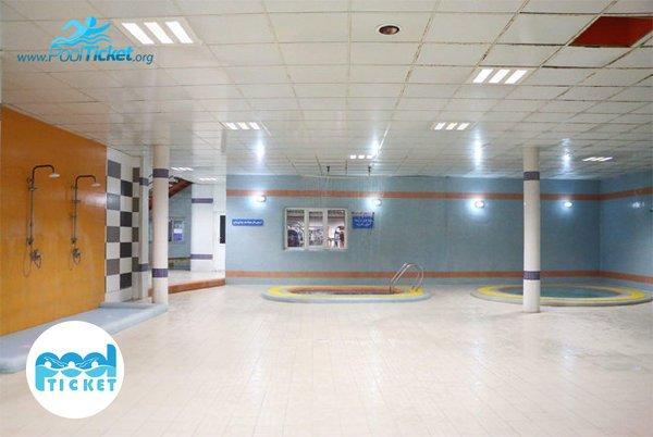 سالن جکوزی استخر اشراق - پول تیکت مرکز خرید بلیط استخر اشراق تهران