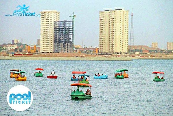 قایقرانی دریاچه مصنوعی چیتگر تهران - پول تیکت