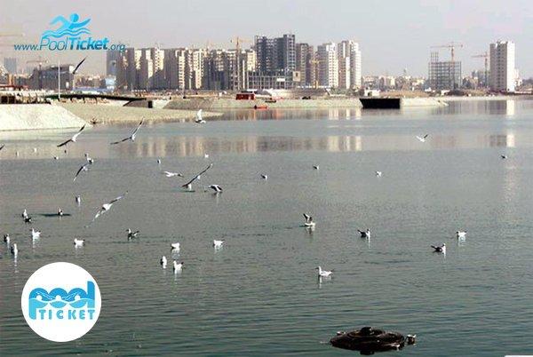 دریاچه توریستی چیتگر تهران - پول تیکت مرکز خرید بلیت قایق رانی چیتگر تهران