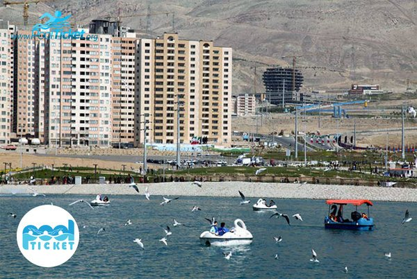 قایقرانی - تخفیف و خرید اینترنتی بلیت دریاچه چیتگر