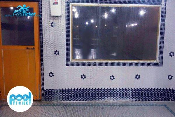 سونا خشک استخر سوخته سرایی - فروش بلیط استخر سوخته سرایی تهران
