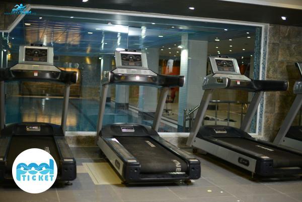 باشگاه بدن سازی مجموعه ورزشی مرکز  فردوسی