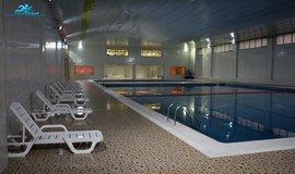 استخر شنای شهرک جهان نما کرج مجموعه ورزشی کارگران