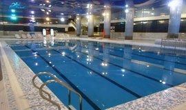عکس استخر هتل خورشید تابان مشهد
