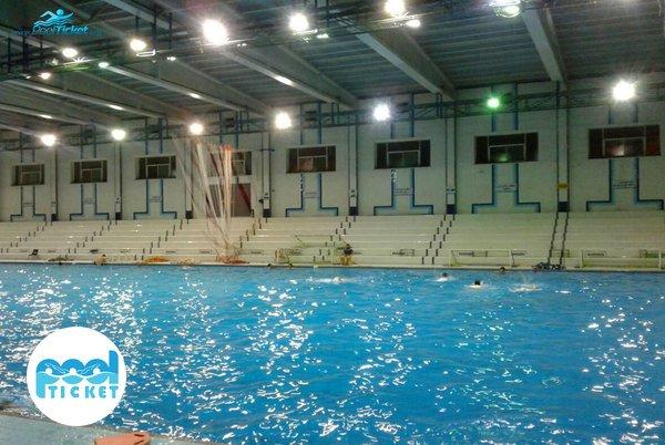 استخر مجموعه ورزشی انقلاب اصفهان