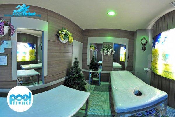 اتاق ماساژ پارک آبی ساحلی آفتاب - خرید بلیت پارک آبی