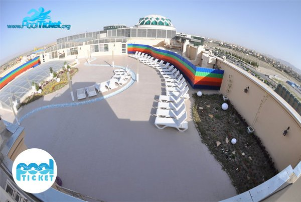 حمام آفتاب پارک آبی ساحلی آفتاب - خرید بلیط استخر