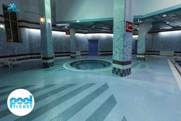 عکس جکوزی استخر هتل پارس مشهد