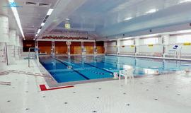 استخر سازمان آب مشهد