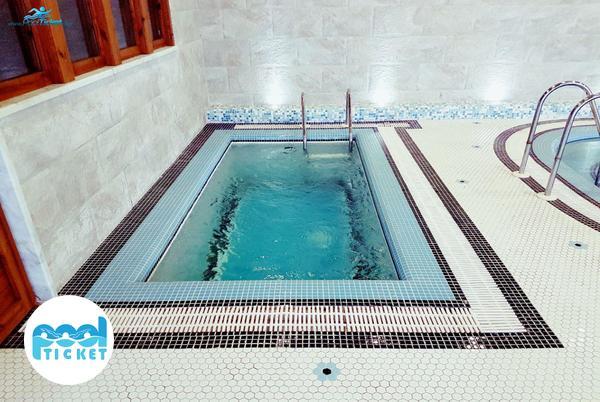 حوضچه آب سرد  استخر سازمان آب مشهد