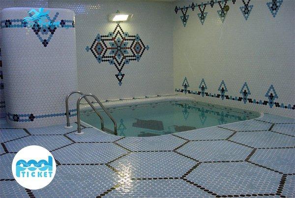 حوضچه آب سرد استخر ارمغان - رزرو بلیط استخر