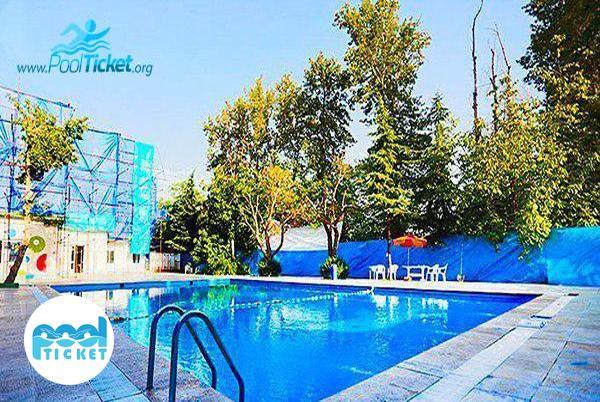 استخر روباز آفتاب گلابدره تهران
