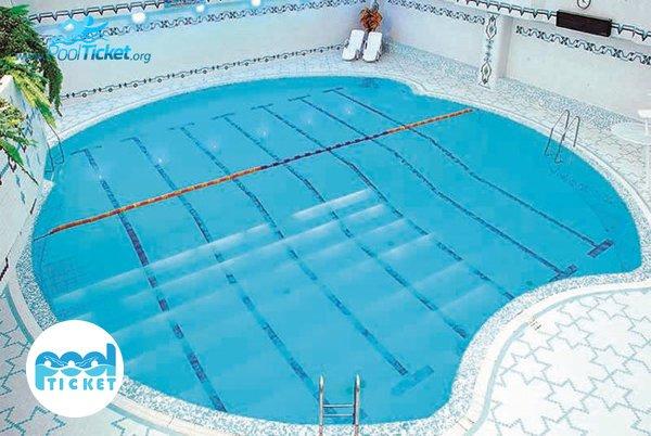 استخر شنا مجموعه آبی ارمغان - خرید بلیط استخر